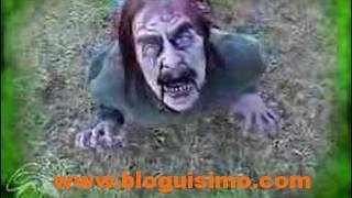 zombie de jardin