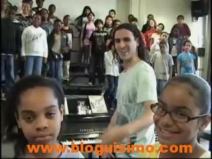 lady gaga just dance kids sing