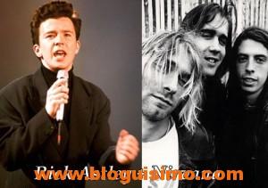 Nirvana+vs+Rick+Astley+rickastleynirvanavsnevergonnag