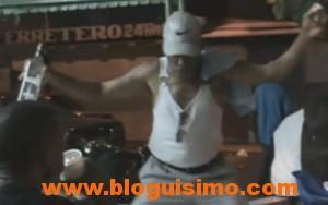 borracho dancing
