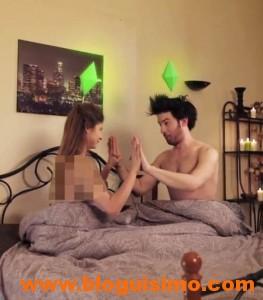 sexo videojuegos