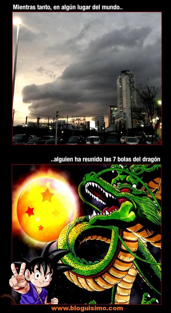 dragon ball dragon real