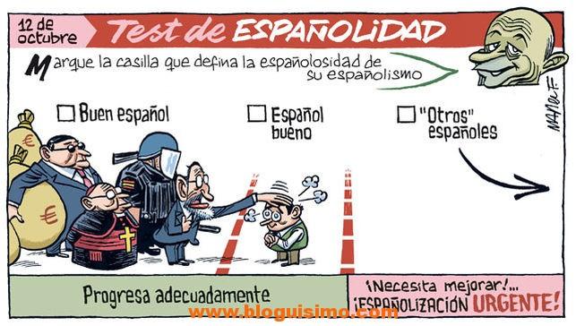 test de espanolidad