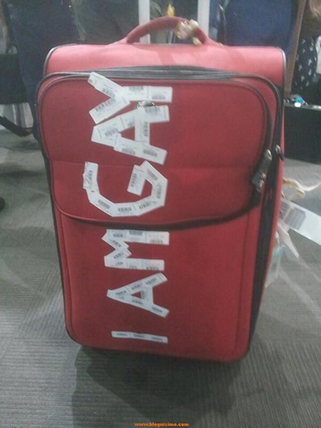 maleta soy gay