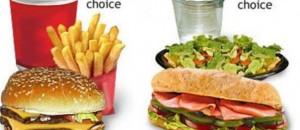 Esta imagen del sitio web de McDonalds mynurturlife.com, ya cerrado, identificaba a las hamburguesas como poco sanas.