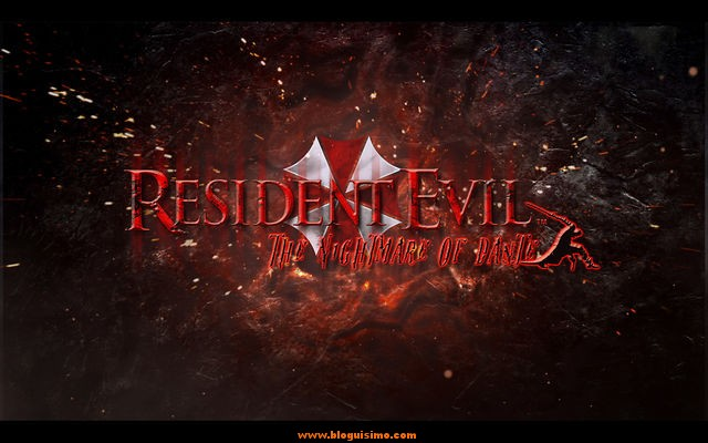 resident evil the nightmare of dante