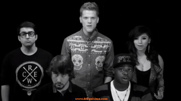 Pentatonix-Evolution-of-Music-Video-600x336