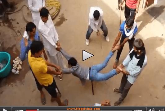 paliza novio cornudo india bloguisimo