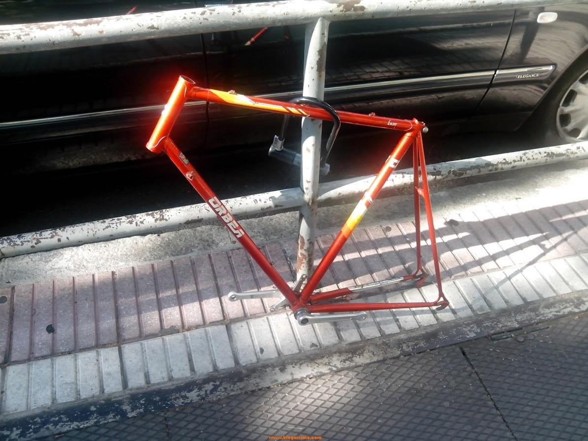 Un ladr n cuenta c mo evitar el robo de bicis bloguisimo - Como guardar bicis en un piso ...