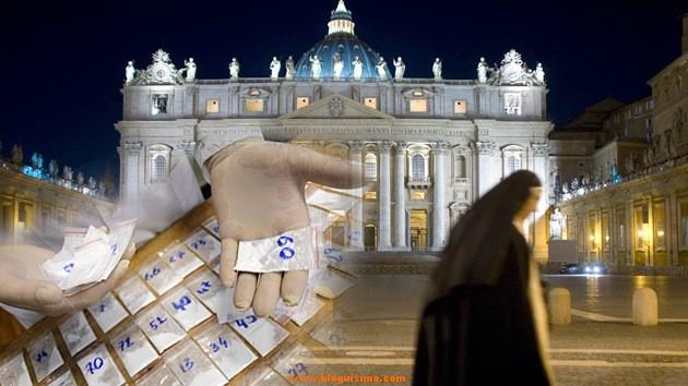 condones cocaina vaticano