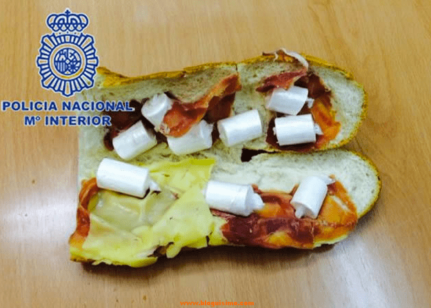 bocadillo-jamon-queso-cocaina