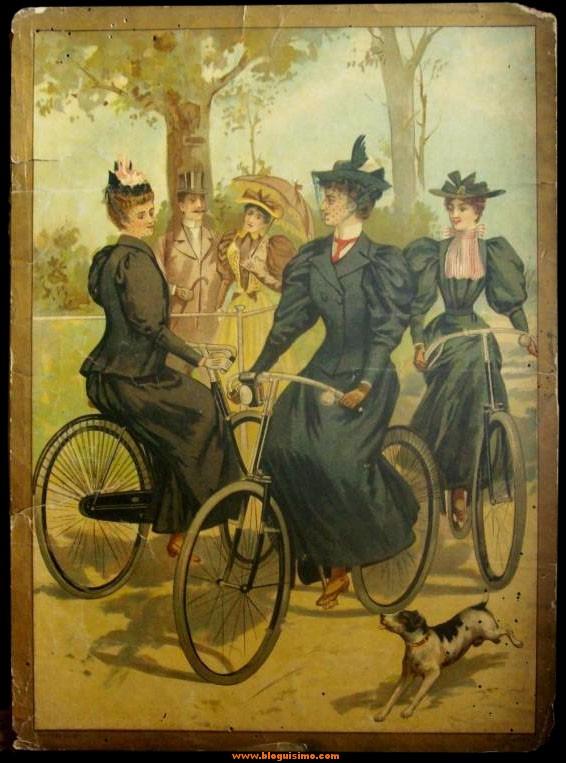 Cara de bicicleta 4