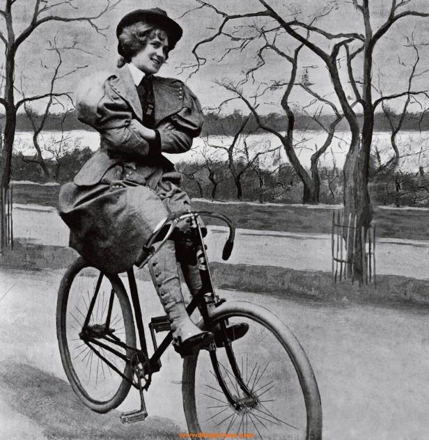 Cara de bicicleta 6