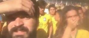 El seguidor que le tiró un pedo a la cara a Bruna Marquezine filmó la reacción de ésta / CAPTURA VÍDEO