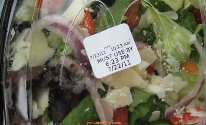 Las 7 cosas más asquerosas halladas en comida de Mc Donald's 3
