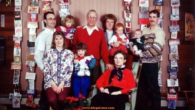 Las peores fotos de navidad 3