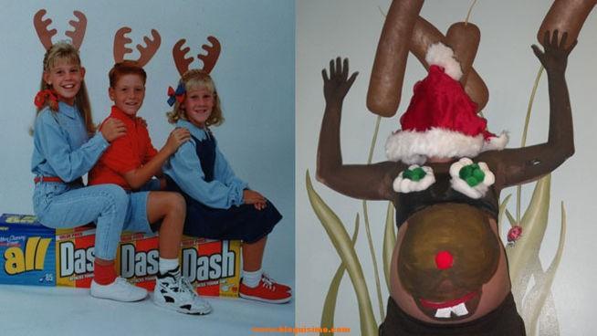 Las peores fotos de navidad 9