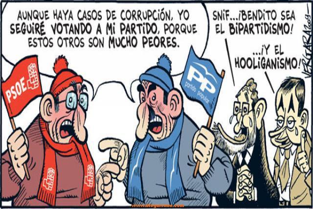 Según Rajoy - Podemos cuenta con apoyos inexplicables