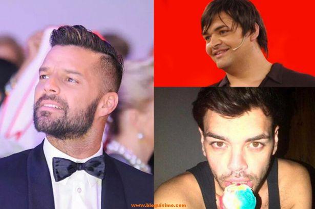 fran mariano se opera para parecerse a Ricky Martin 2
