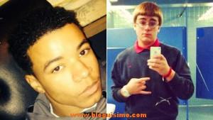 Asesina a compañero de clase y difunde selfie con su cadáver