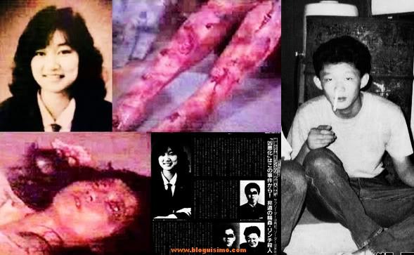 Junko Furuta - Uno de los crímenes mas atroces de la historia