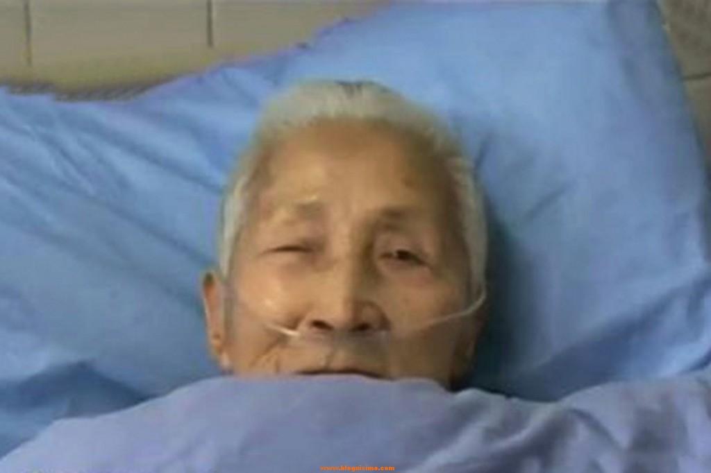 Mujer china despierta del coma hablando sólo inglés tras 30 años sin practicarlo