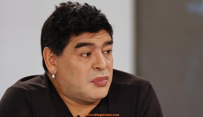 Los ´morritos´ de Maradona