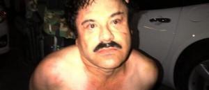 Vídeo de la detención del Chapo Guzmán - Acojonante