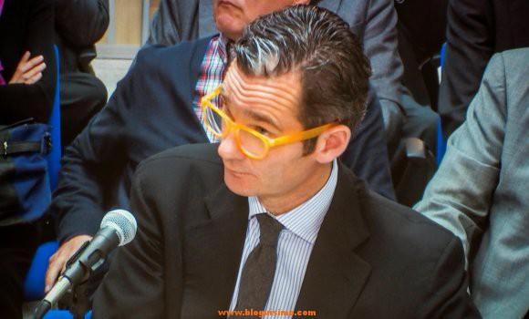 Las gafas que llevó Iñaki Urdangarin al juicio son las más caras del mundo
