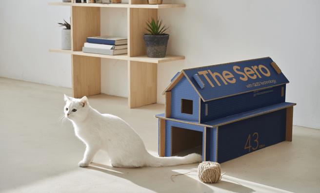 Es bastante probable que el gato acabe destrozando la caja